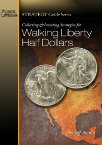 New Walking Liberty Half Dollar book cover